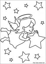 Dibujos de navidad para ninos de primer grado