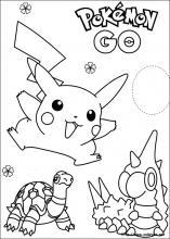 Dibujos De Pokemon Para Colorear En Colorear Net