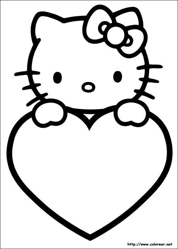 Dibujos Para Colorear De San Valentin