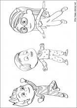 Dibujos De Pj Masks Para Colorear En Colorear Net